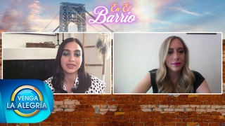 ¡Hablamos EN EXCLUSIVA con Melissa Barrera, por su nueva película y protagónico! | Venga La Alegría