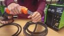 Сварочная горелка TBi Basic 150. Обзор горелки для полуавтомата, описание, характеристики