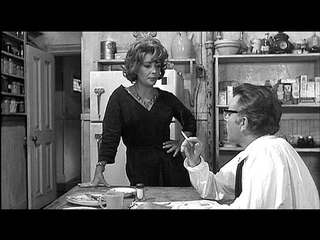 Who's Afraid of Virginia Wolfe - 1966 ( With Eng subs