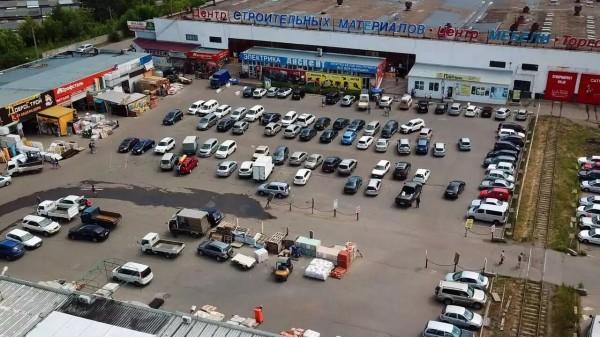 Аренда торговой площади под продукты в Ангарске