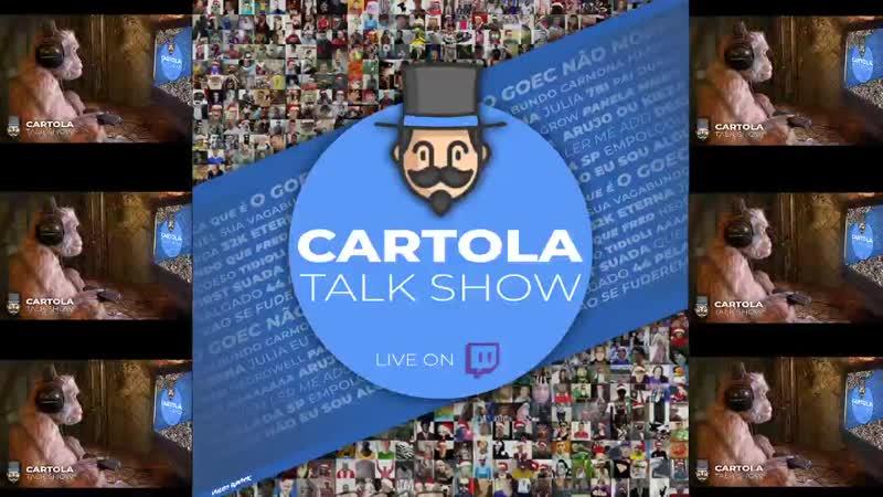 Cartola Talk Show 07 - Biel Itálico y Henrique Chapado