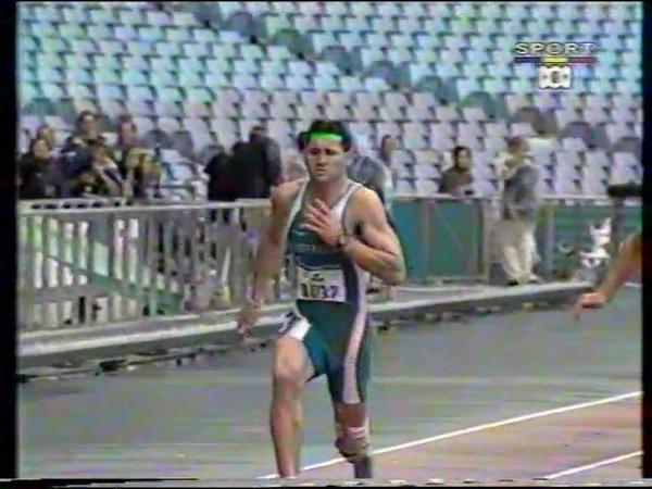 Sydney 2000 Paralympic Games Mens P44 Pentathlon poor quality