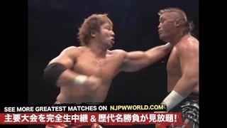 Monday Free Match - Hiroyoshi Tenzan vs Satoshi Kojima