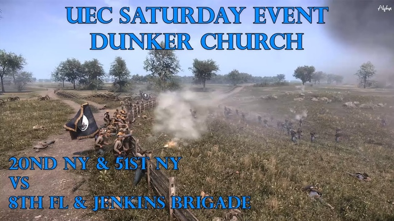 War of Rights ECU Saturday Event May 30th 2020 Dunker Church