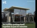 Эти портативные дома позволяют жить где угодно 😲🏠