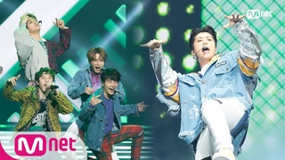 [KCON JAPAN] Stray Kids&WOOYOUNG(of 2PM) - GO CRAZY! + HANDS UPㅣKCON 2018 JAPAN x M COUNTDOWN 180419