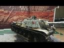 Советский СУ 152 \ SU 152 heavy soviet artillery howitzer Scale 1\35 Part 2