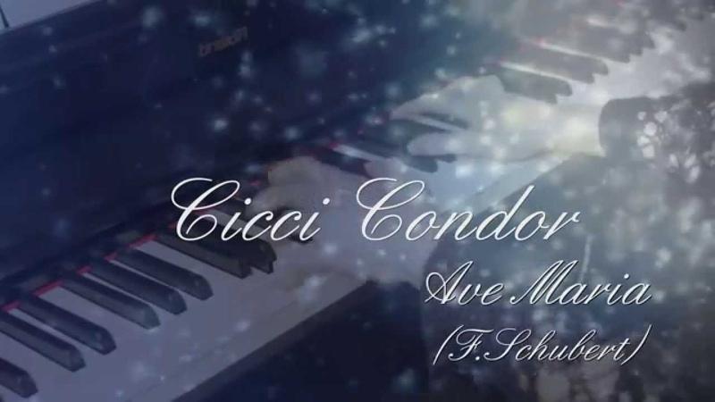 Cicci Guitar Condor - Ave Maria (Official Video)