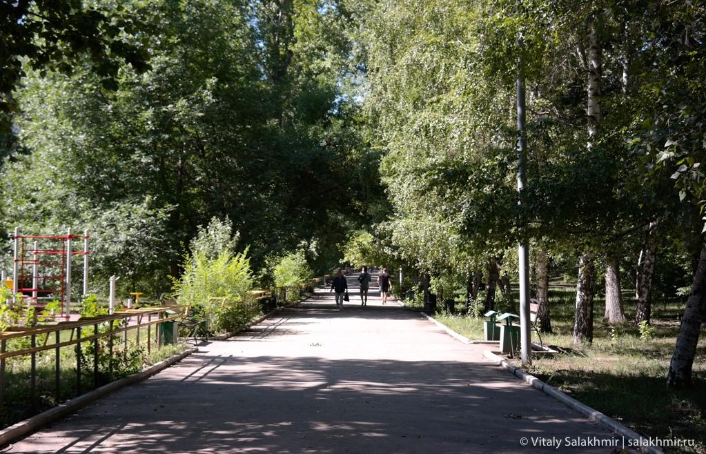 Улица Астраханская, Саратов 2020