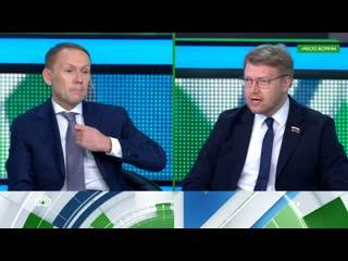 Николай Рыбаков о том, почему люди выходят на протест