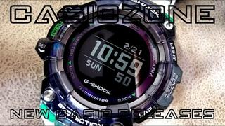 Casio G-SHOCK GBD-100SM-1A7 G-Squad Smartwatch 2021