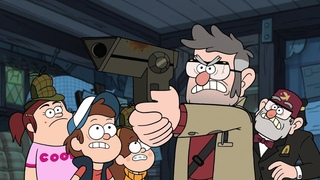 Gravity Falls - Dungeons, Dungeons, and More Dungeons