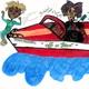 Backwood Nash feat. Tazz Tony - Off a Boat (feat. Tazz Tony)