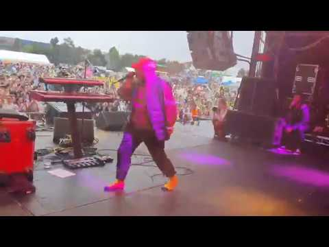 Tones I - Dance Monkey (LIVE at Land of Plenty)