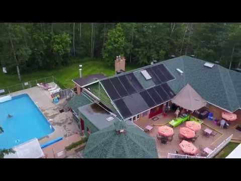 Naturist Park Aerial Tour