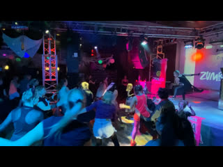 Halloween Zumba® Party