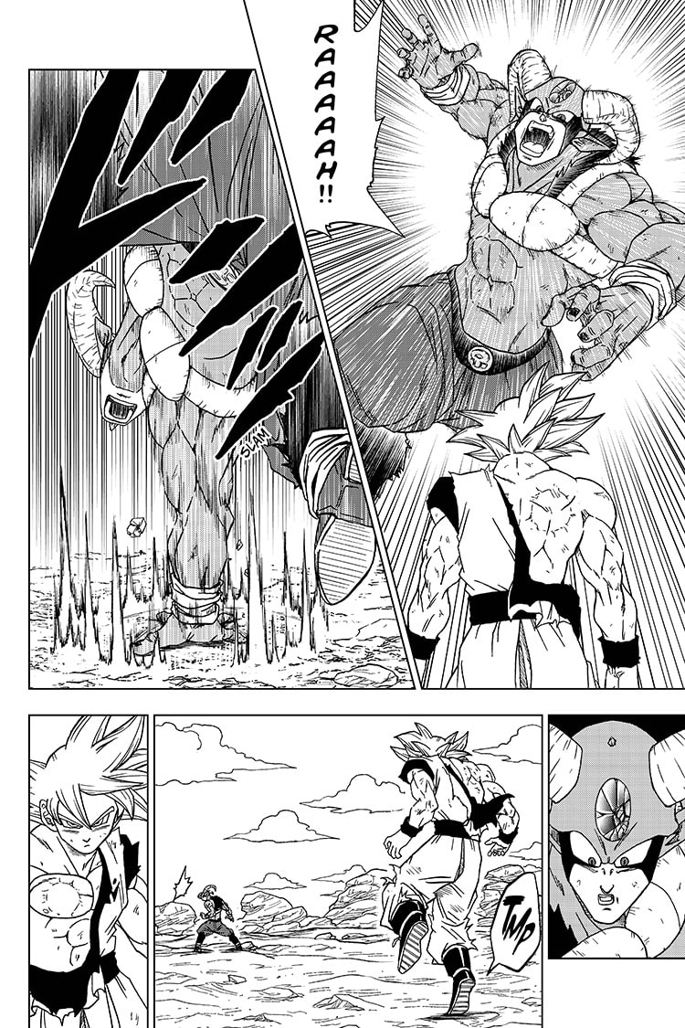 Dragon Ball Super, Chapter 64, image #22