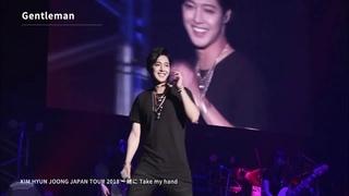 Ким Хён Джун,一緒にTMH 2018 in Makuhari, Попурри1
