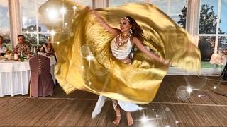 """1001 NIGHT"" BELLY DANCE SHOW WITH SWARD BY CAMILA DANCE SHOW    ЗАКАЗАТЬ ТАНЕЦ ЖИВОТА В СПБ КАМИЛЛА"
