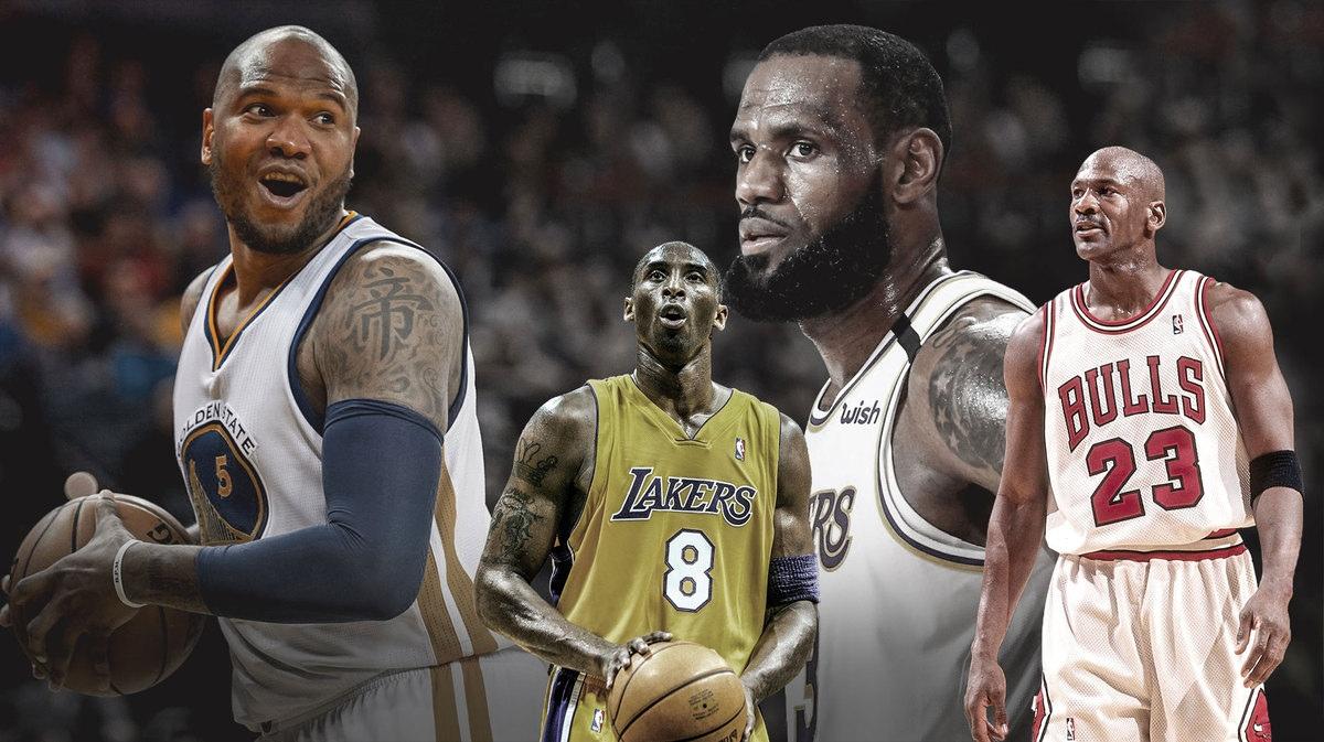 Чемпион НБА в составе «Голден Стэйт»: Леброн Джеймс — номер три в истории баскетбола