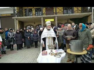 Празднование крещения в коктебеле г.