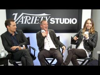 Matthew McConaughey and Jared Leto Talk Dallas Buyers Club - TIFF 2013