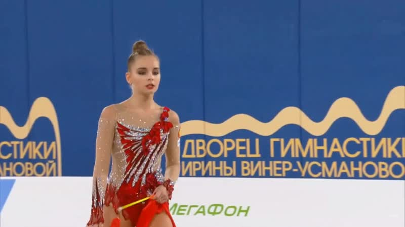 Арина Аверина лента II онлайн турнир 2020 Россия Москва
