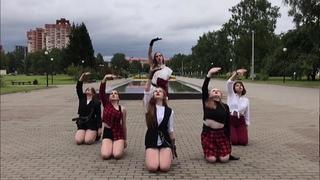 (여자)아이들 ((G)I-DLE) - 'Oh My God'   Dance Cover By EUPHORIA From RUSSIA