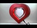 Фоторамка магнитная сердце