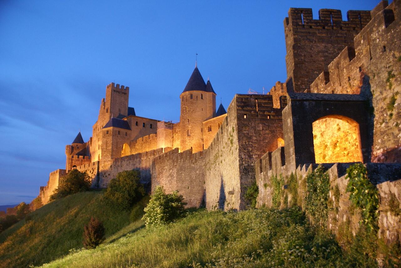 некоторые самые известные крепости мира фото другими увлечениями