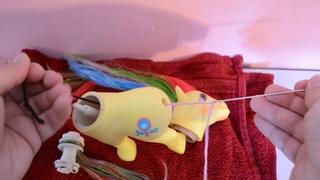 Brush n grow my little Pony Reparieren🔧 & Reinigen Repair and clean🔧