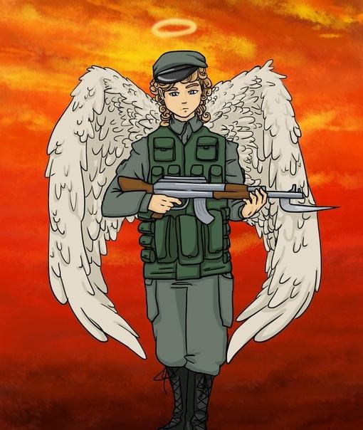 Ангелы шли в штыковую Атака зарождалась на фланге Гавра, где воинство заходило по дуге на противника. А ведь день тёк так хорошо. Лестница лоснилась от сплошного потока демонических шкур,