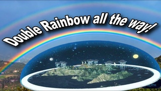 Rainbow/ Firmament/You Live In A Dome...