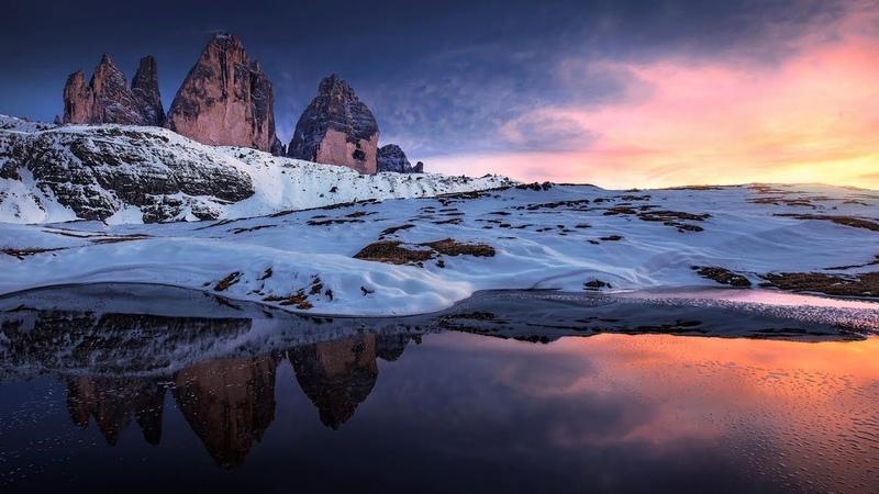 Антарктика Чудеса голубой планеты