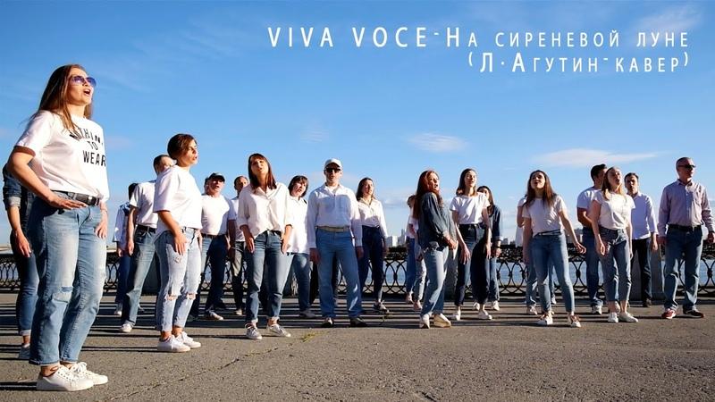 Viva Voce На сиреневой луне Л Агутин Кавер