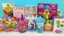 СЮРПРИЗ MIX! LPS Lucky Pets, Щенячий патруль,ПОНИ,Три кота, Frozen 2 Disney Unboxing Kinder Surprise