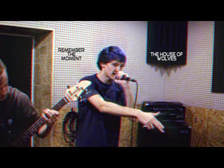 Remember the moment the house of wolves (bring me the horizon cover)