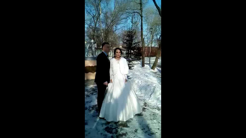 Свадьба внученьки Насти