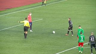 ФК «Тюмень» завершил 2020 год домашним поражением. Хотя могли спасти матч с пермской «Звездой»