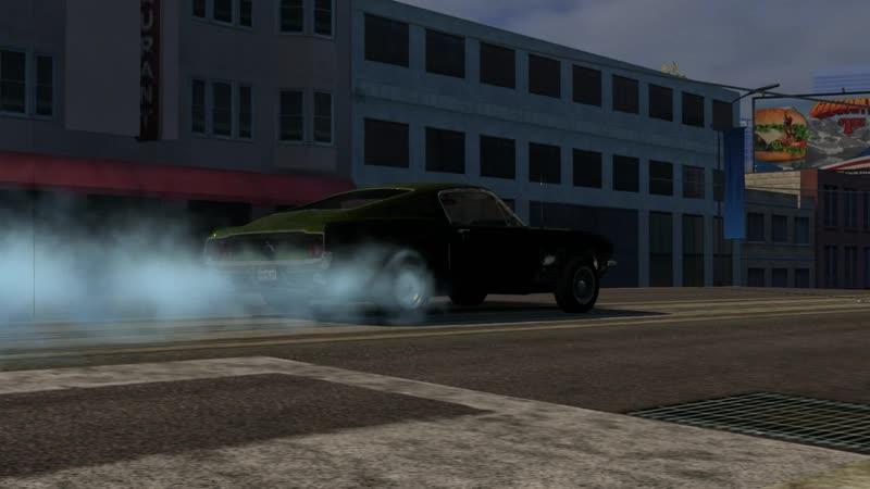 Driver San Francisco Bullitt Version 2