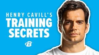 Henry Cavill's Training Secrets
