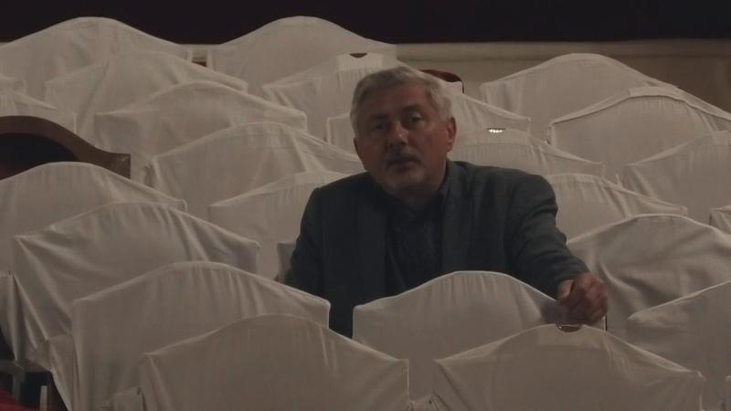 Разговор о театре с директором Александром Потылициным