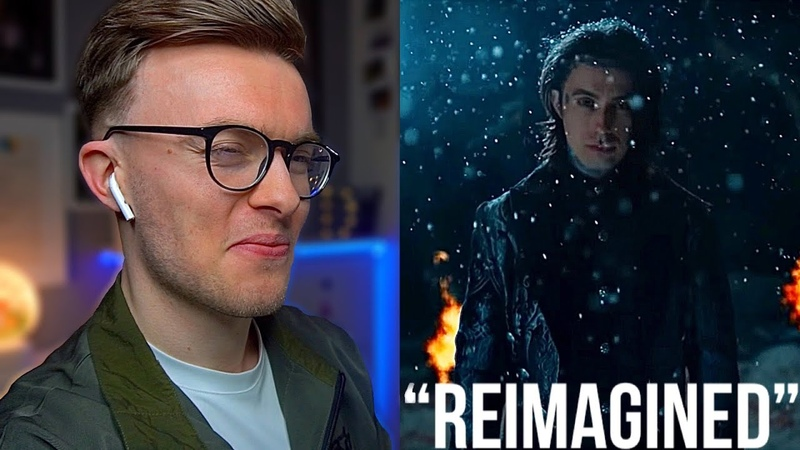 HATED The Falling In Reverse The Drug In Me Is Reimagined First REACTION