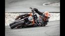 KTM Duke 390 Supermoto mode | RokON VLOG 37