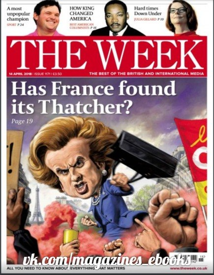 The Week UK - 14 April 2018