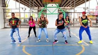 TEN CUIDADO | Pitbull x Farruko x IAmChino x El Alfa Omar Courtz | ZUMBA | Coreo Miguel Arreola zin