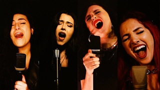 """""""Stairway To Heaven"""" - Led Zeppelin (Cover by @First To Eleven@Violet Orlandi@Lauren Babic@Halocene)"""