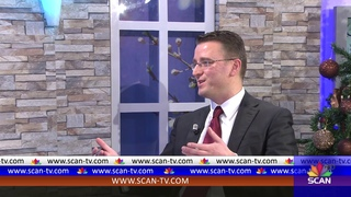 """Dr Lorenc Gordani interview on liberalization of the electricity """"To Speak"""" by Omer Saraci / Scan TV"""
