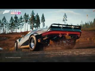 Quadra Turbo-R V-TECH в Forza Horizon  4