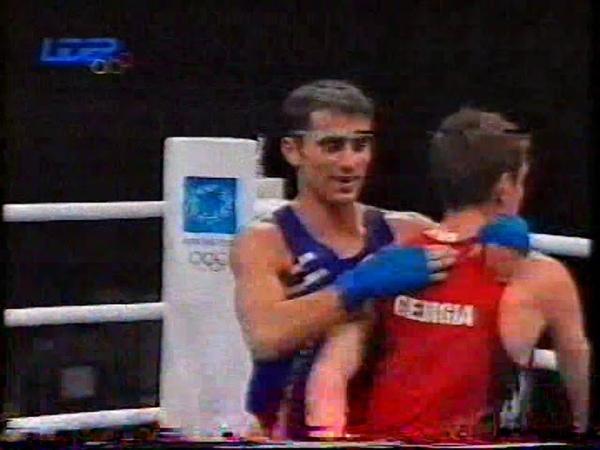 Fuad Aslanov - 2004 Afina Olimpiya Qələbəsi (2004 Greece Olympics)